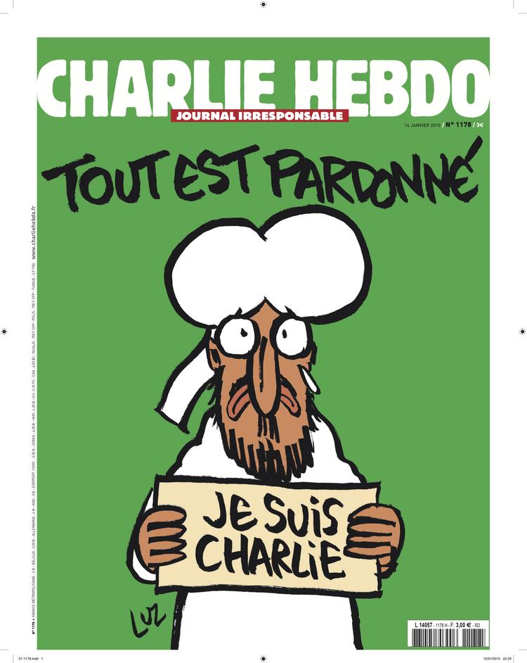 Charlie Hebdo : La Grande Bretagne est-elle trop polie ou trop effrayée?