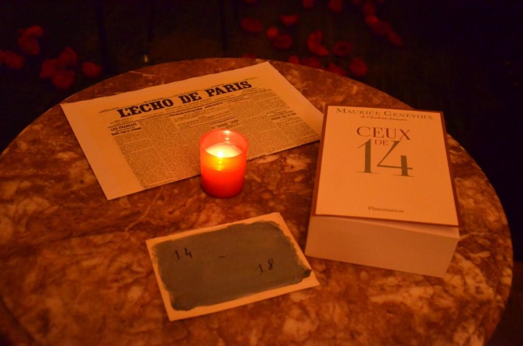 [Critique] Ceux de 14 de Maurice Genevoix / Olivier Lacut