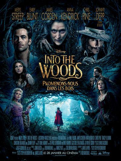 Gagnez 10×2 places pour le film « Into the Woods » de Rob Marshall