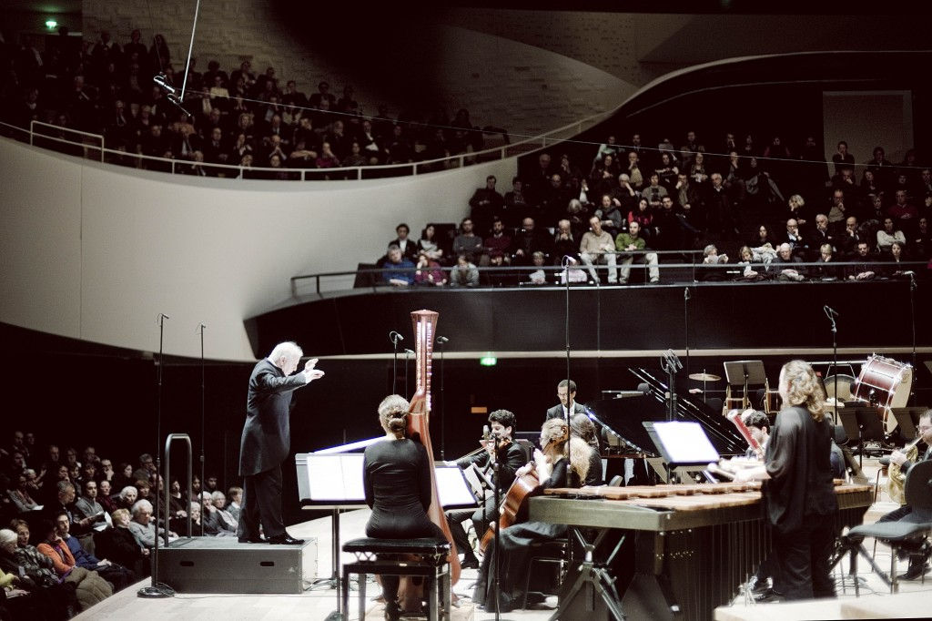 [Live report] Première de Daniel Barenboïm à la Philharmonie de Paris