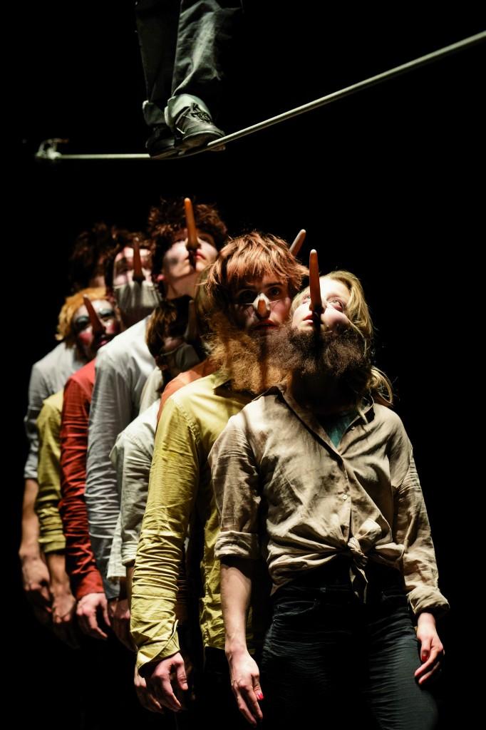 «Over the cloud», la 26e promotion du Centre National des Arts du Cirque prend sa route vers les étoiles