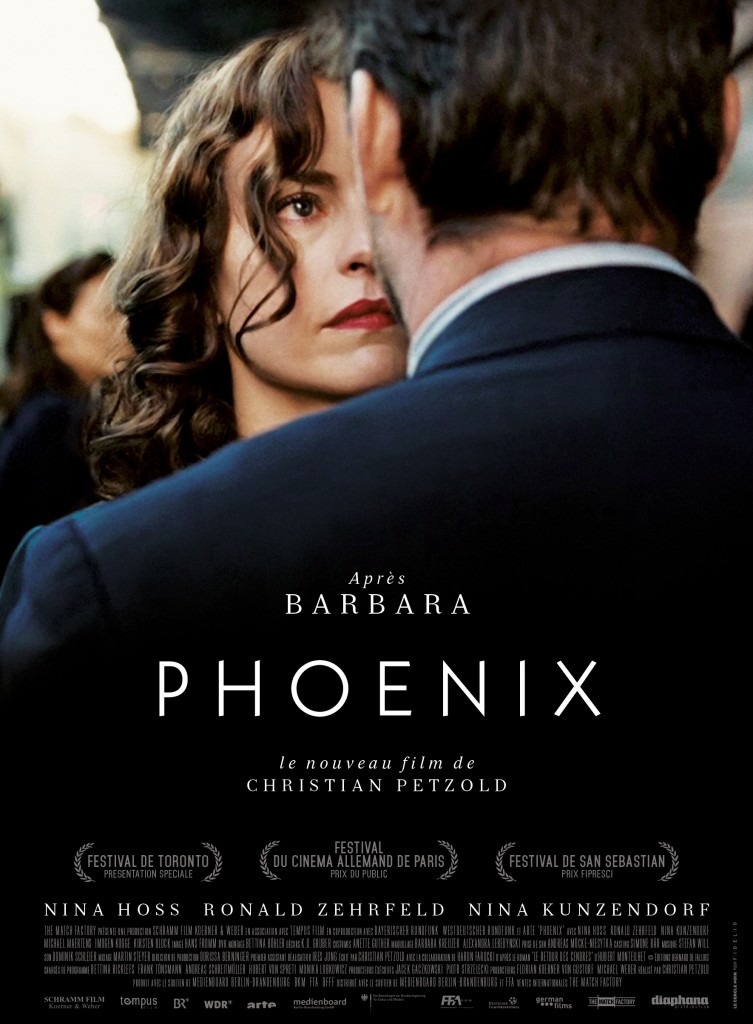 Gagnez 5×2 places pour le film « Phoenix » de Christian Petzold