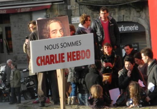 Voltaire et Charlie: Le couple improbable