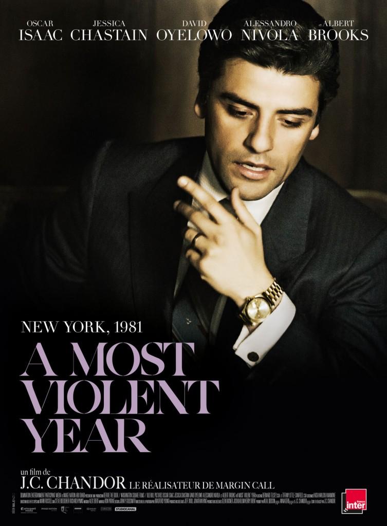 [Critique] « A most violent year » : Oscar Isaac dans un brillant film noir sur l'illusion du rêve américain