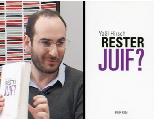 «Il faut négocier l'universel» : Yaël Hirsch parle de son essai «Rester juif» sur Akadem