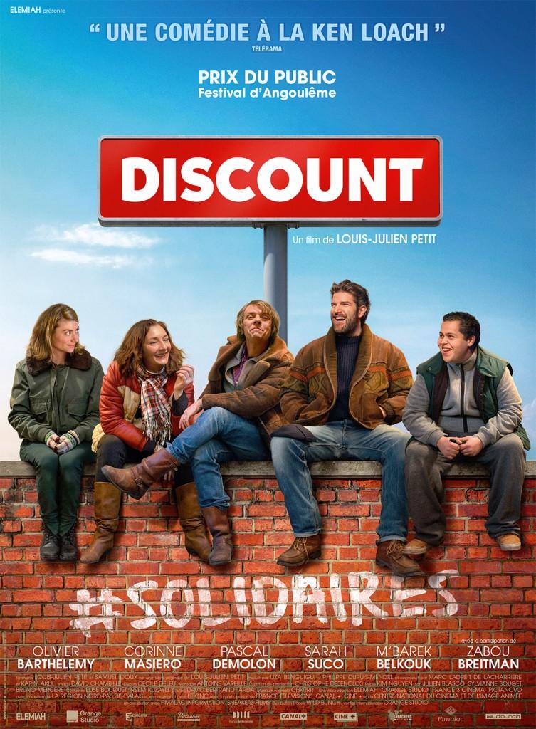 [Critique] « Discount » Film de crise et de rébellion. Une comédie sociale intelligente et maitrisée
