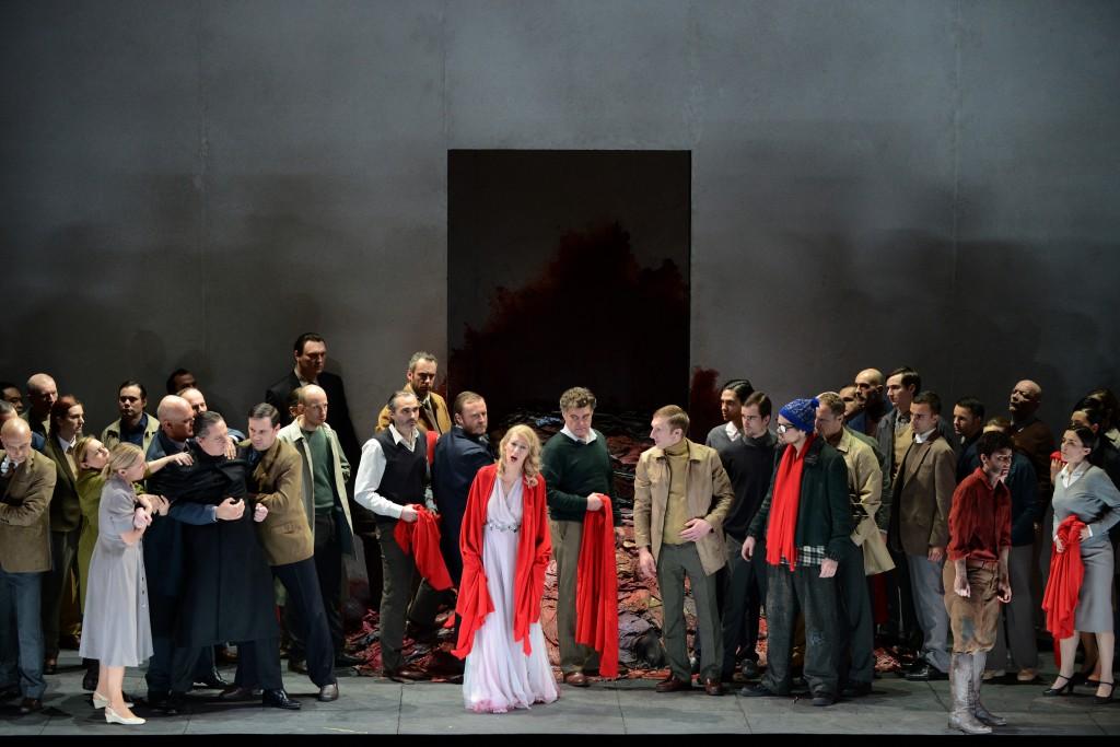 Idoménée à l'Opéra de Lyon : quand la mise en scène coule la nef…