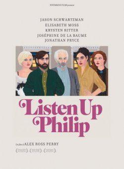 « Listen up Philip » : même en Upstate, Alex Ross Perry persiste et signe dans l'existentialisme new-yorkais
