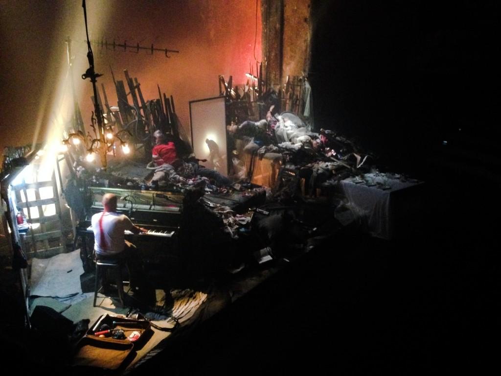 [Live report] Bachar Mar-Khalifé au Théâtre des Bouffes du Nord