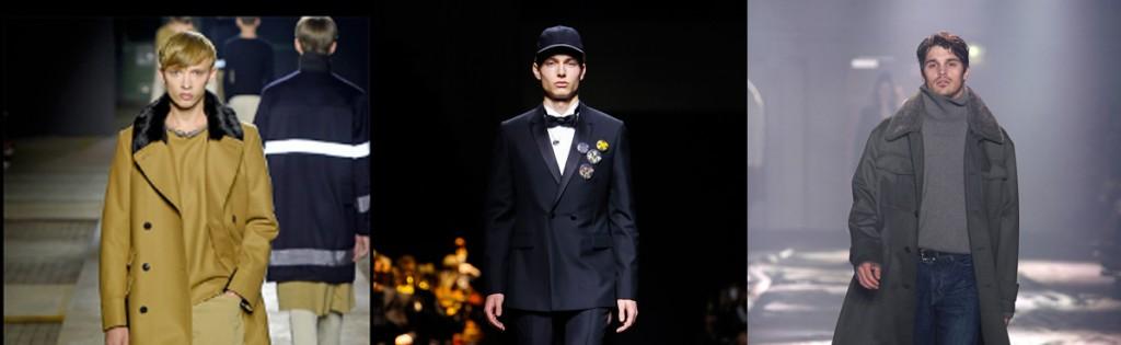 Revue masculine de la Fashion Week de Paris Automne-Hiver 2015-2016