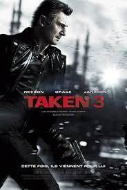Box-office : bon démarrage de Taken 3 qui détrône La Famille Bélier au top 10 des entrées France de la semaine.