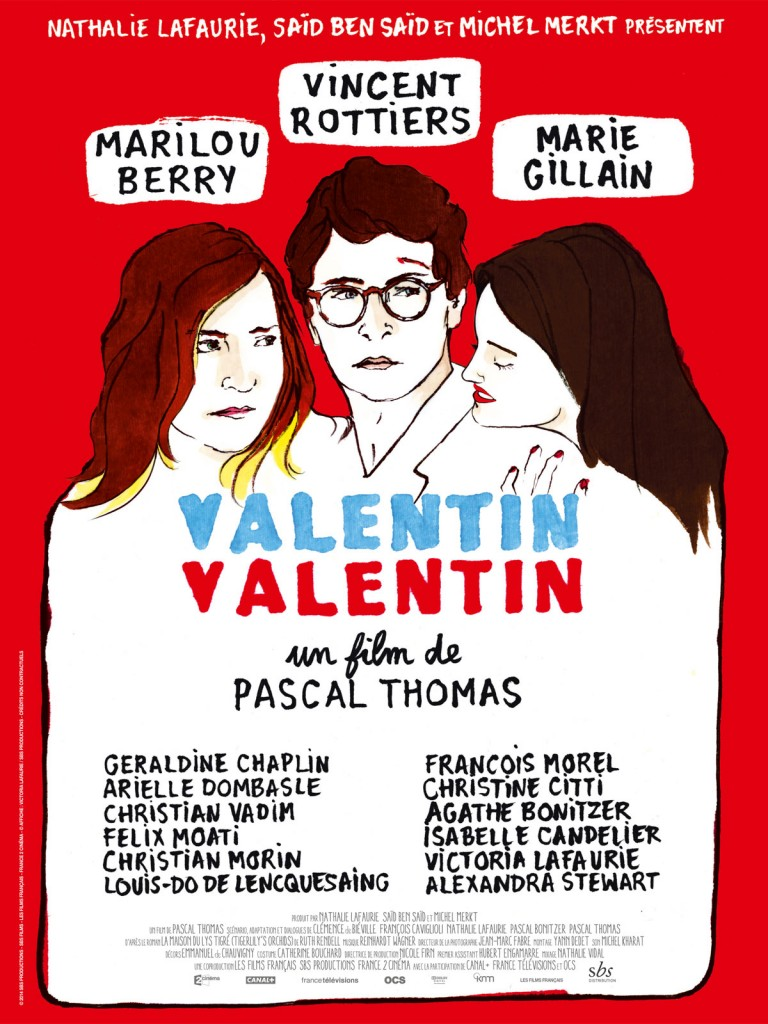 [Critique] « Valentin Valentin » Pascal Thomas égare sa fantasque légereté dans une comédie qui nous laisse dubitatif