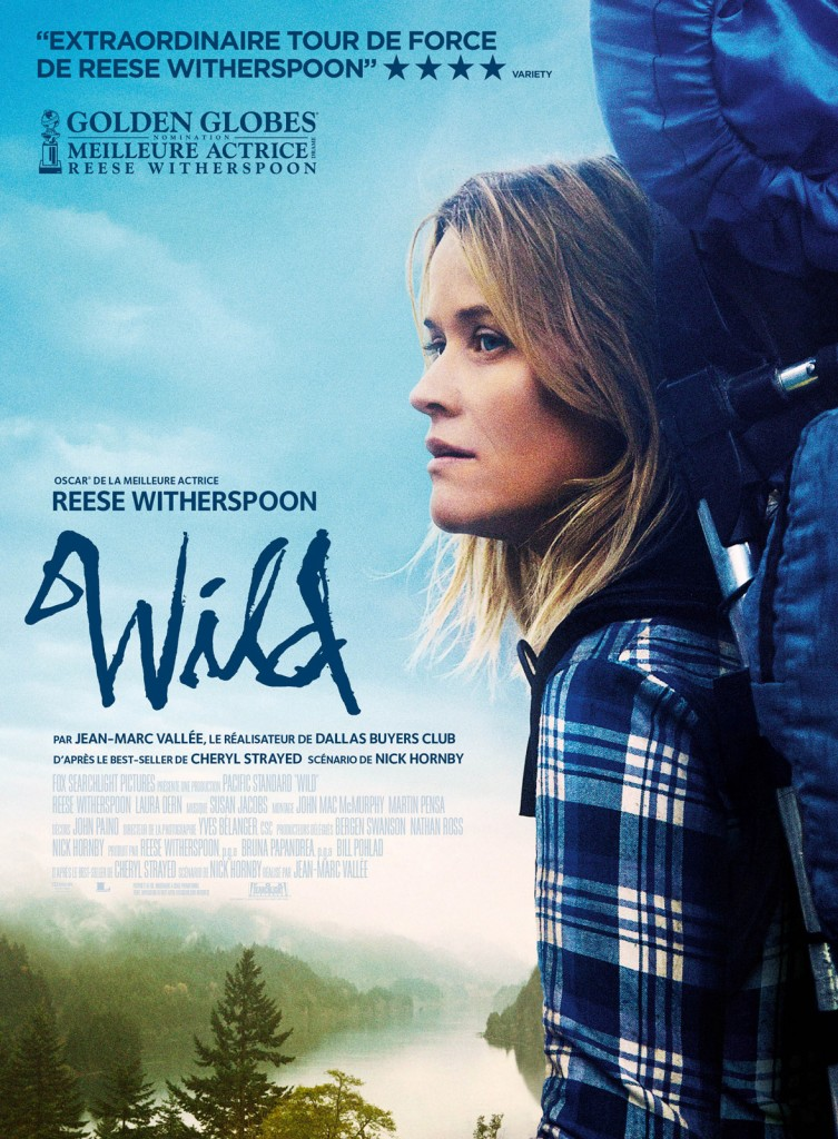 [Critique] « Wild » Reese Witherspoon rayonne, sac sur le dos, dans un périple rédempteur à travers les USA