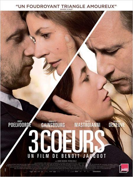 [Critique DVD] «3 cœurs», vices et secrets au sein d'un triangle amoureux familial