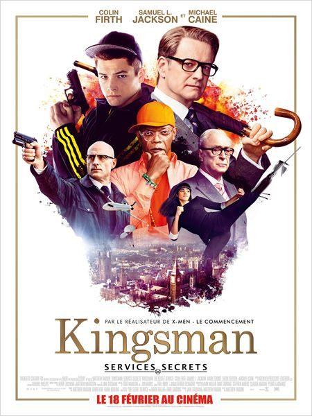 [Critique] « Kingsman : services secrets », mariage réussi entre l'humour et le film d'espionnage