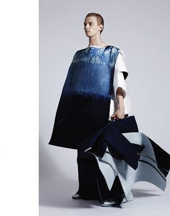 Ximon Lee, première ligne masculine pour le lauréat du H&M Awards