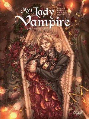 Ma Lady Vampire tome 3 d'Audrey Alwette, Rutile et Silvestro Nicolaci