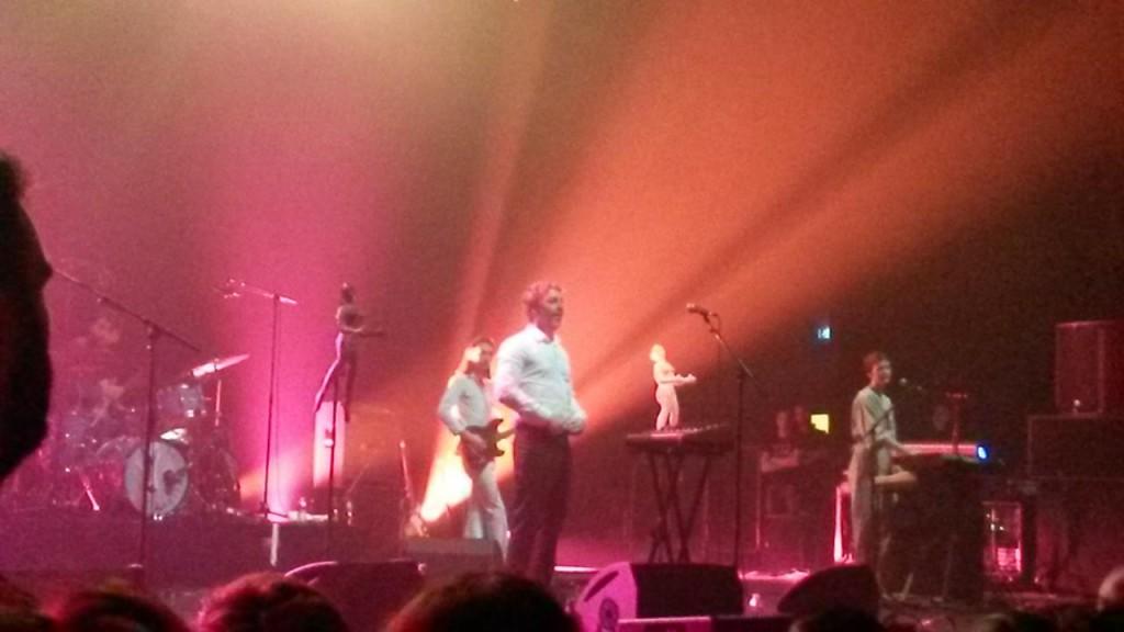 [Live report] Aline et Baxter Dury à l'Olympia
