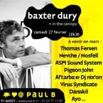 Baxter Paul B