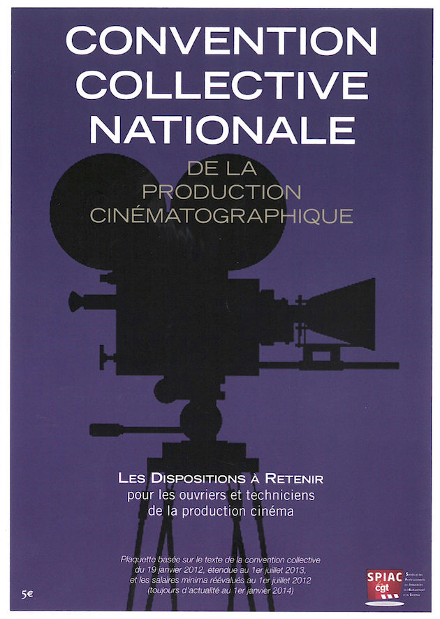 Production de films, la machine des négociations relancée par le gouvernement