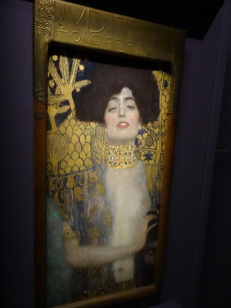Exposition «Au temps de Klimt, la sécession à Vienne» : enluminures et menstruations