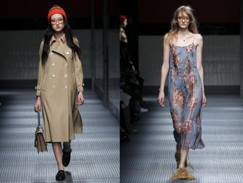 Défilé Gucci Automne-Hiver 2015-2016
