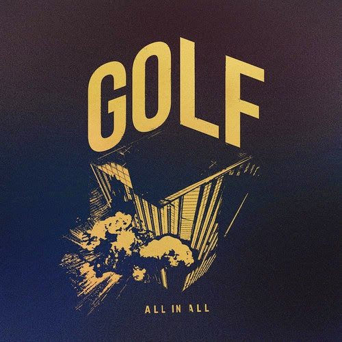 Gagnez 5 vinyles de « All In All », le premier EP de Golf