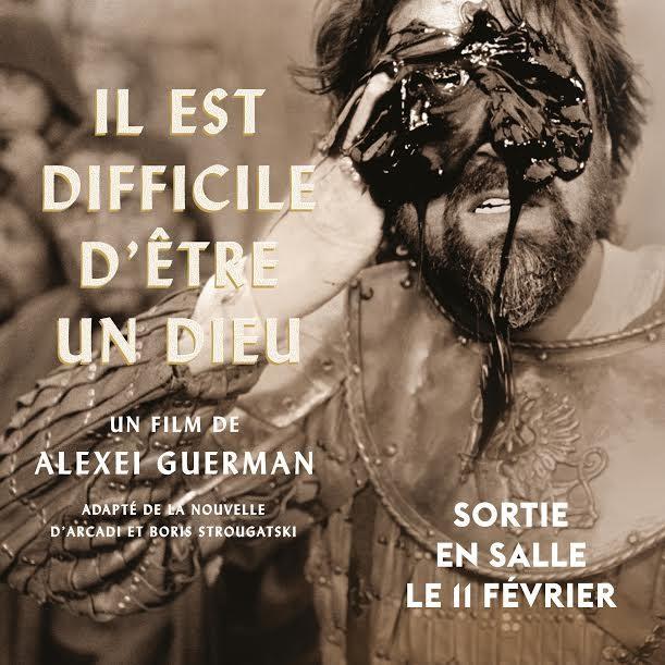 Gagnez vos places pour l'avant-première du film « Il est Difficile d'être un Dieu » d'Alexeï Guerman à la Cinémathèque
