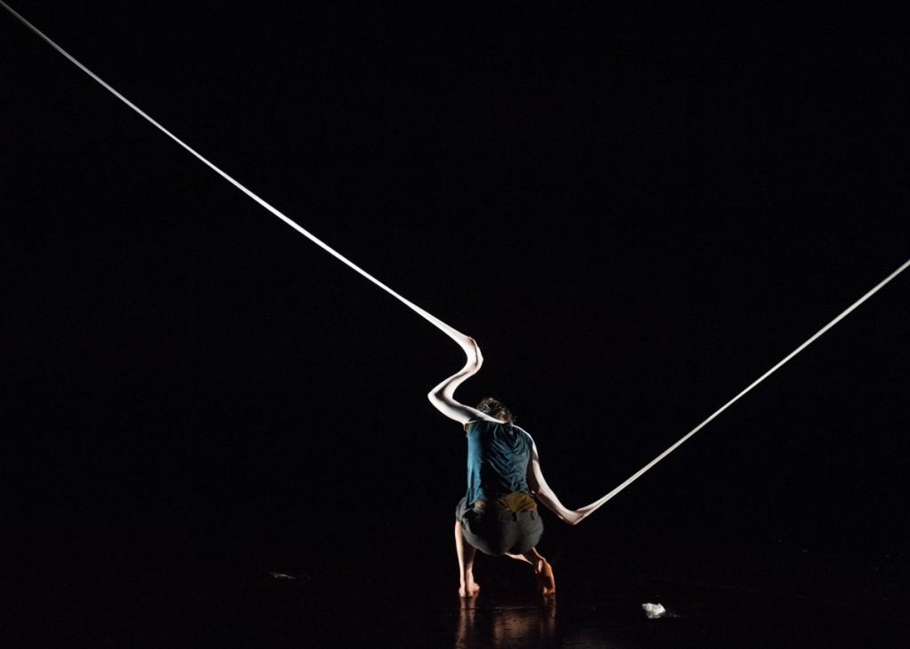 « Saisir » : Yann Collette dans les lignes torturées d'Henri Michaux