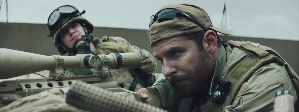 [Sortie dvd] «American Sniper» de Clin Eastwood