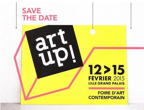 Art Up 2015 à Lille : la plus grande foire d'art contemporain au nord de Paris