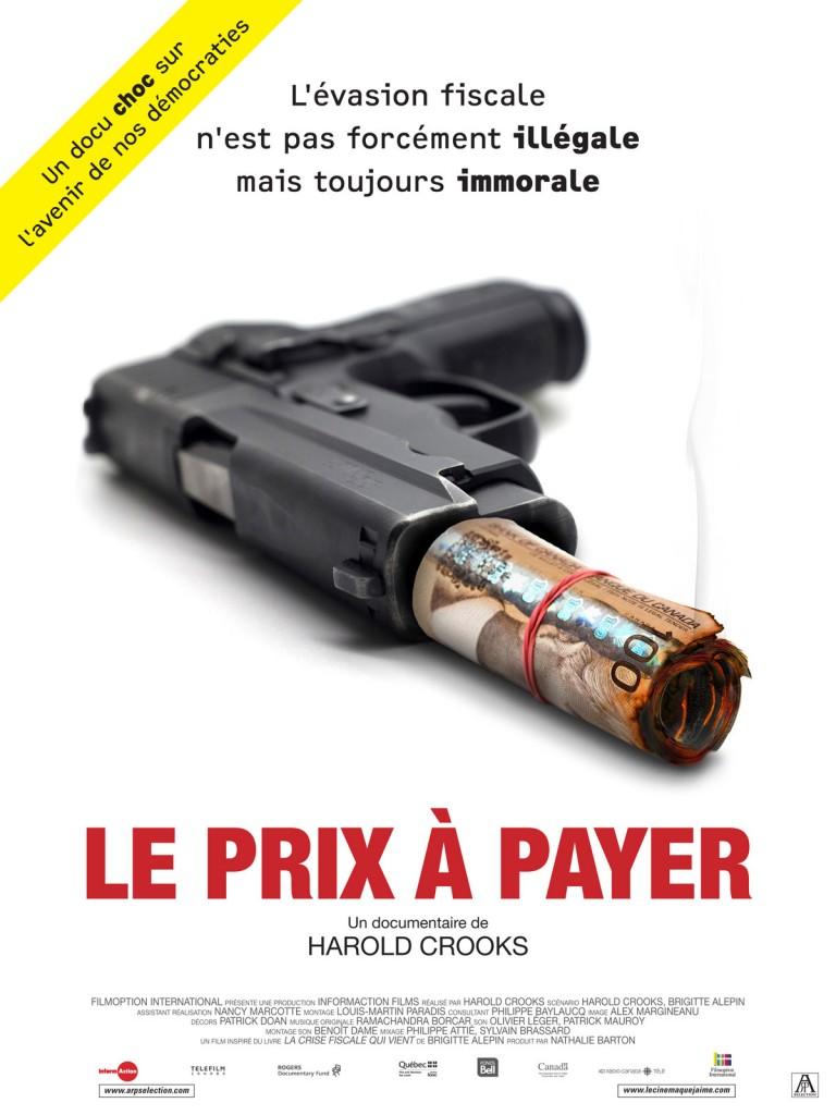 [Critique] « Le Prix à Payer » d'Harold Crooks, documentaire alarmant sur l'évasion fiscale et les paradis fiscaux