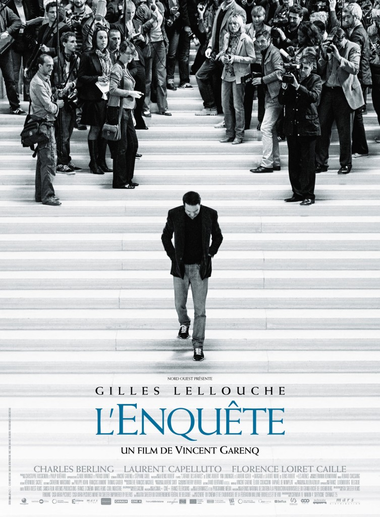 [Critique] « L'enquête » Gilles Lellouche incarne Denis Robert dans un thriller précis et documenté sur l'affaire Clearstream