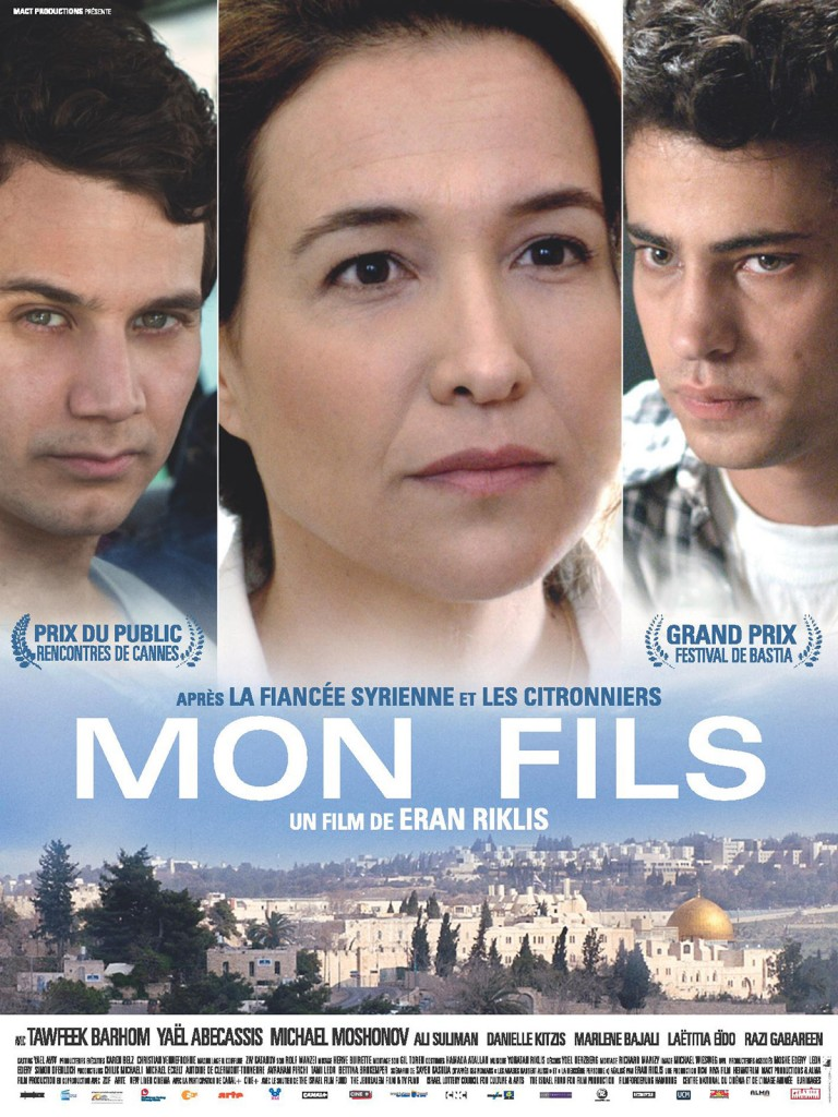 [Critique] « Mon Fils » d'Eran Riklis avec Yael Abecassis. Magnifique chronique identitaire d'un adolescent arabe en Israël