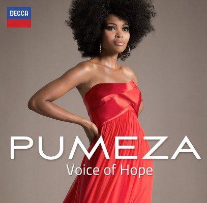 [Interview]: Pumeza, Voice to hope «L'album chante l'espoir. L'espoir pour mon pays, mais aussi pour les futures générations de chanteurs d'opéra Sud-africains»