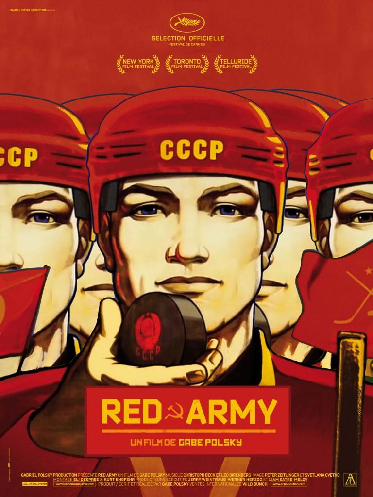 [Critique] « Red Army » de Gabe Polsky, documentaire réussi sur l'étonnante histoire de l'équipe de hockey soviétique