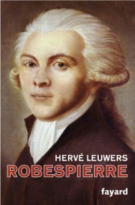 robespierre couverture