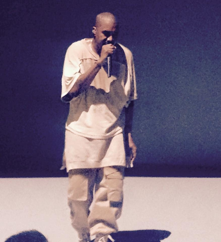 [Live Report] Kanye West à la fondation Louis Vuitton