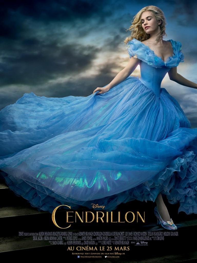 Box Office France semaine : 640.000 entrées pour la version live de «Cendrillon» qui devance «Diversion» avec Will Smith