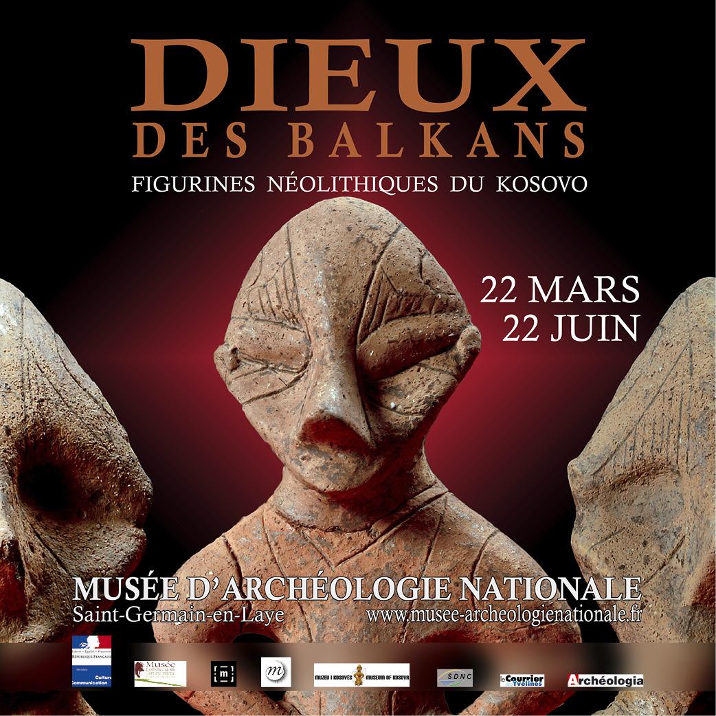 Gagnez 10x2 places pour le mus e d 39 arch ologie nationale de saint germain en laye - Salon du livre des balkans ...