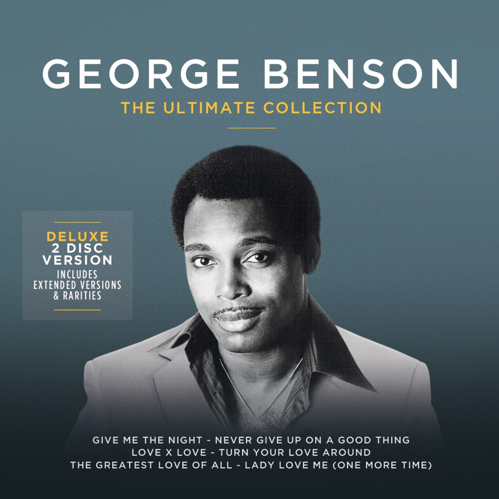 "George Benson ""The Ultimate Collection"""