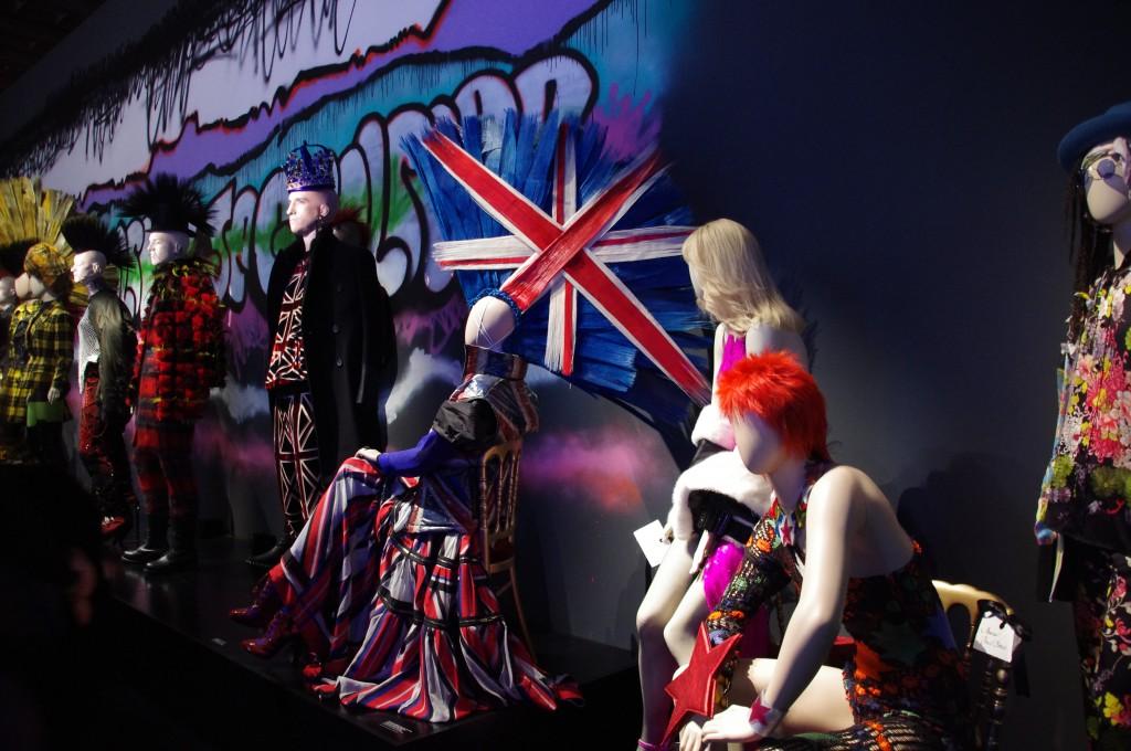 [Exposition] Jean Paul Gaultier au Grand Palais du 31 mars au 3 août 2015