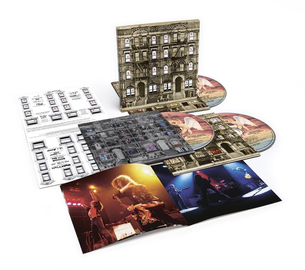 Led Zeppelin, la réédition en écoute