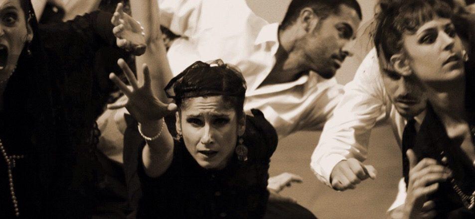 Coup d'envoi de la 18ème Biennale de danse du Val-de-Marne avec la Cie catalane La Veronal