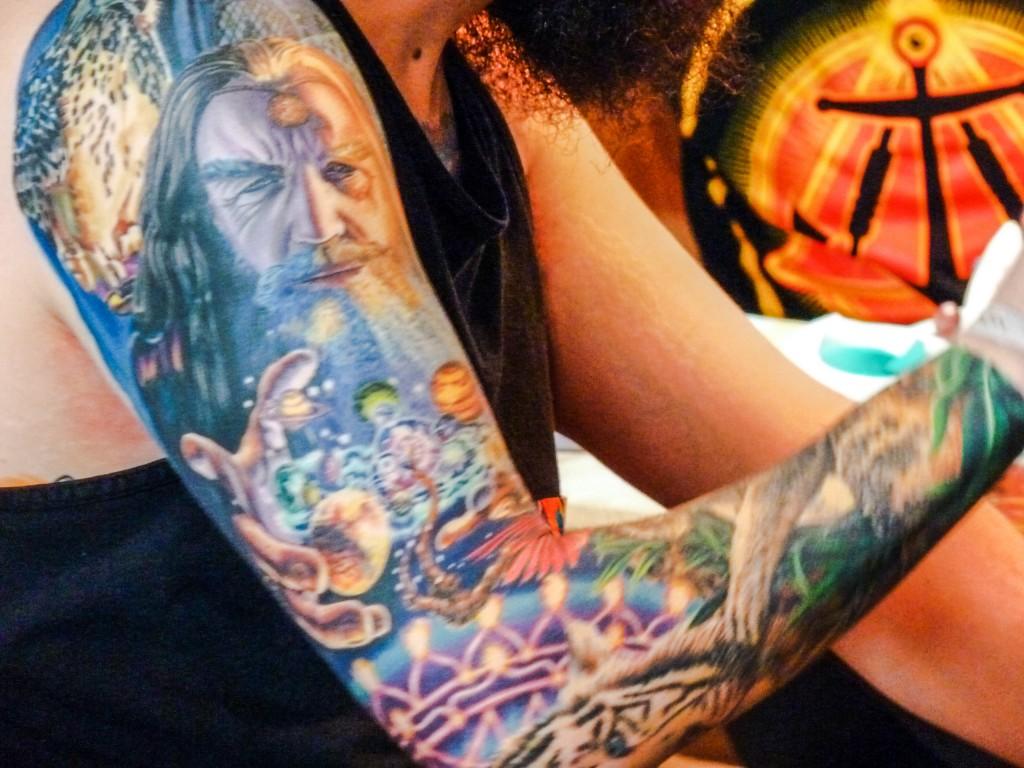 Nouveau succès pour le Mondial du Tatouage à La Villette