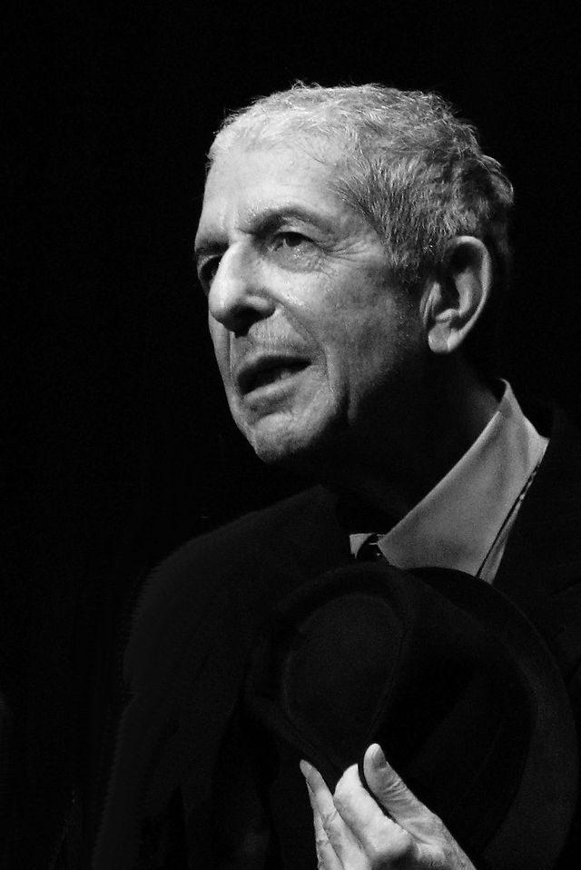 L'éternel Leonard Cohen sort un nouvel album