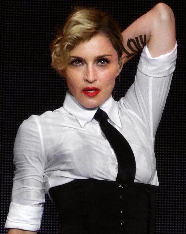 Marine le Pen et Madonna : la détente ?