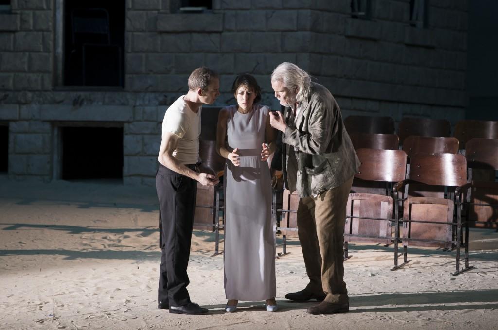 L'Opéra de Lyon rêve Orphée et Eurydice