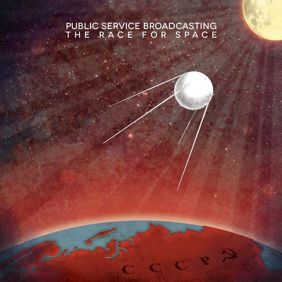 [Chronique] « The Race for Space » de Public Service Broadcasting : 15 années de sentiments universels en 45 minutes