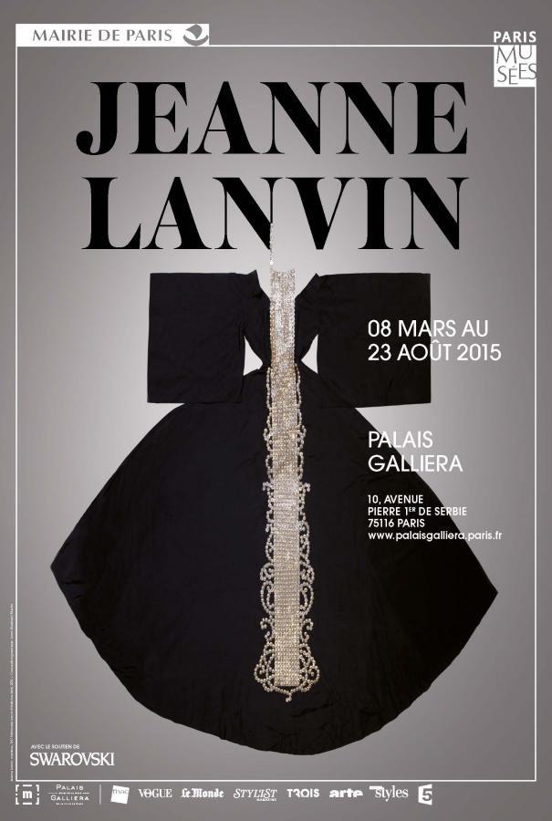 Le Palais Galliera invite Jeanne Lanvin